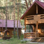 Срубовые дома